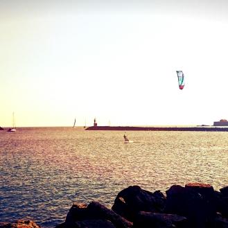 Nicolas caillou kitefoiling