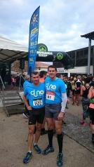 Arno et Cyril, ils sont pas beaux nos riders !!!